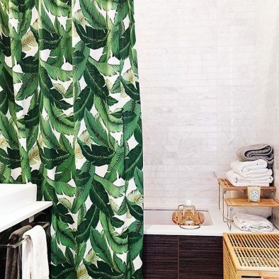 Fancy Shower Curtain Ideas 07