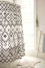 Fancy Shower Curtain Ideas 11