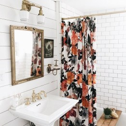 Fancy Shower Curtain Ideas 12