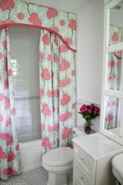 Fancy Shower Curtain Ideas 13