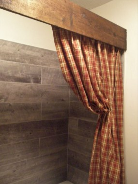 Fancy Shower Curtain Ideas 18