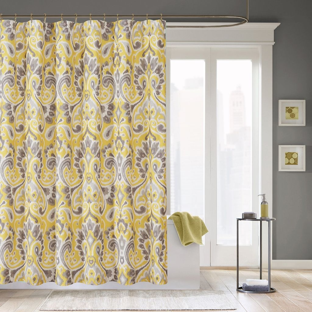 Fancy Shower Curtain Ideas 38