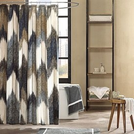 Fancy Shower Curtain Ideas 41