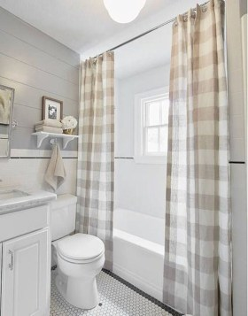 Fancy Shower Curtain Ideas 43