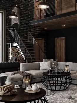 Fantastic Industrial Bedroom Design Ideas 44