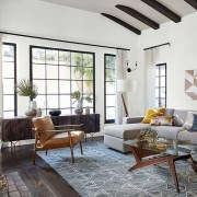 Fascinating Colorful Rug Designs Ideas For Living Room 10