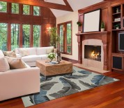 Fascinating Colorful Rug Designs Ideas For Living Room 13