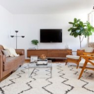 Fascinating Colorful Rug Designs Ideas For Living Room 16