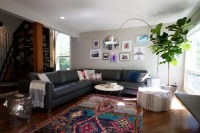 Fascinating Colorful Rug Designs Ideas For Living Room 40