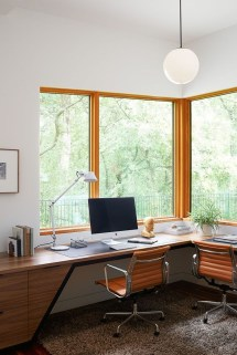 Gorgeous Industrial Table Design Ideas For Home Office 21