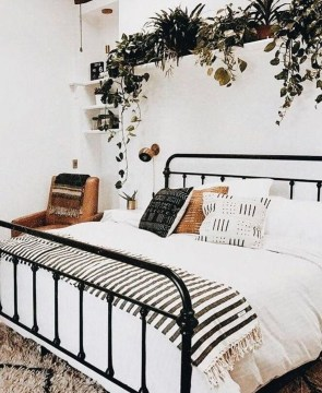 Lovely Boho Bedroom Decor Ideas 11