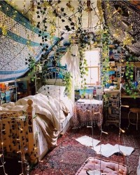 Lovely Boho Bedroom Decor Ideas 35