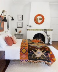 Lovely Boho Bedroom Decor Ideas 48