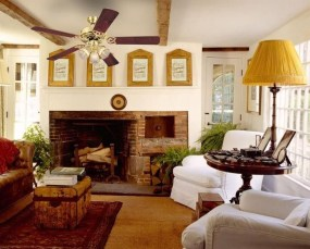Luxury European Living Room Decor Ideas With Tuscan Style 25