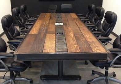 Magnificient Industrial Office Design Ideas 04