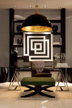 Magnificient Industrial Office Design Ideas 09