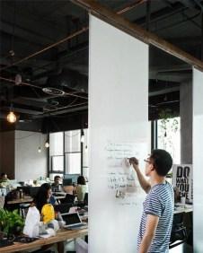 Magnificient Industrial Office Design Ideas 14