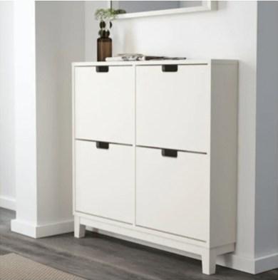 Minimalist Tiny Apartment Shoe Storage Design Ideas 18