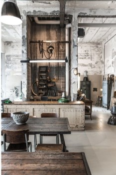 Perfect Industrial Style Loft Designs Ideas For Living Room 41