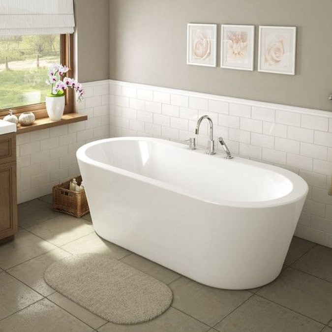 Pretty Bathtub Designs Ideas 53