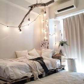 Relaxing Small Loft Bedroom Designs 03