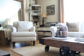 Shabby Chic Decoration Ideas For Living Room 37