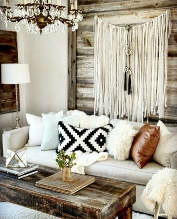 Shabby Chic Decoration Ideas For Living Room 39