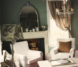 Shabby Chic Decoration Ideas For Living Room 49