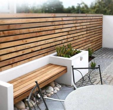 Stunning Small Patio Garden Decorating Ideas 37