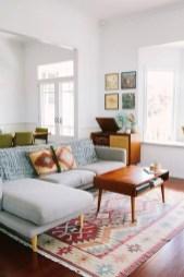 Unique Mid Century Living Room Ideas With Furniture 27