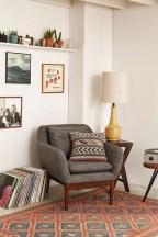 Unique Mid Century Living Room Ideas With Furniture 33