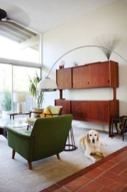 Unique Mid Century Living Room Ideas With Furniture 38