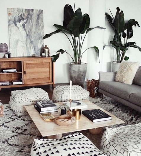 Unique Mid Century Living Room Ideas With Furniture 41
