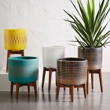 Unique Mid Century Living Room Ideas With Furniture 46