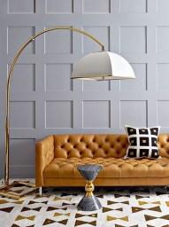 Unique Mid Century Living Room Ideas With Furniture 48