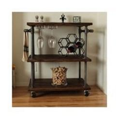 Wonderful Apartment Coffee Bar Cart Ideas 20