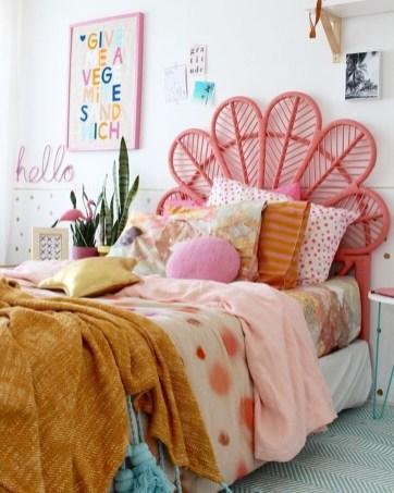 Wonderful Bohemian Design Decorating Ideas For Bedroom 10