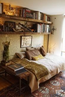 Wonderful Bohemian Design Decorating Ideas For Bedroom 13
