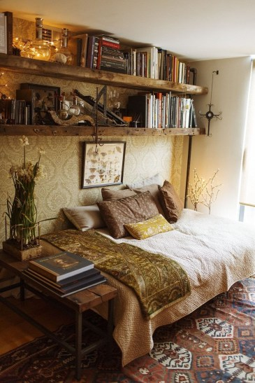 Wonderful Bohemian Design Decorating Ideas For Bedroom 13