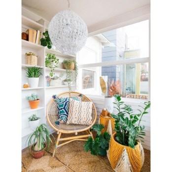 Wonderful Bohemian Design Decorating Ideas For Bedroom 32
