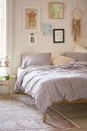 Wonderful Bohemian Design Decorating Ideas For Bedroom 34