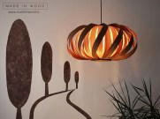 Adorable Hanging Lamp Designs Ideas From Rattan 20