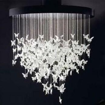 Attractive Diy Chandelier Designs Ideas 42