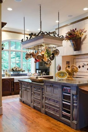 Awesome French Country Design Ideas For Kitchen 19