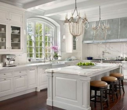 Awesome French Country Design Ideas For Kitchen 30