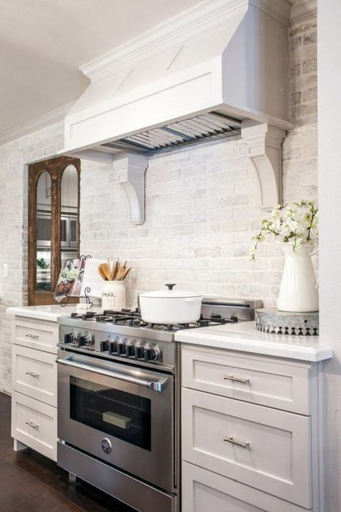 Awesome French Country Design Ideas For Kitchen 31