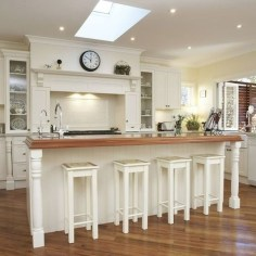 Awesome French Country Design Ideas For Kitchen 40