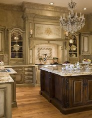 Awesome French Country Design Ideas For Kitchen 44