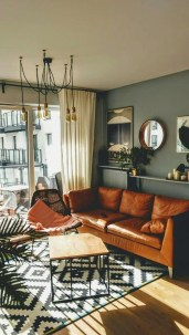 Charming Living Room Design Ideas 33
