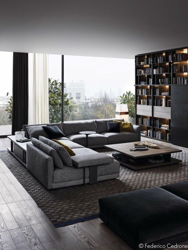 Charming Living Room Design Ideas 54